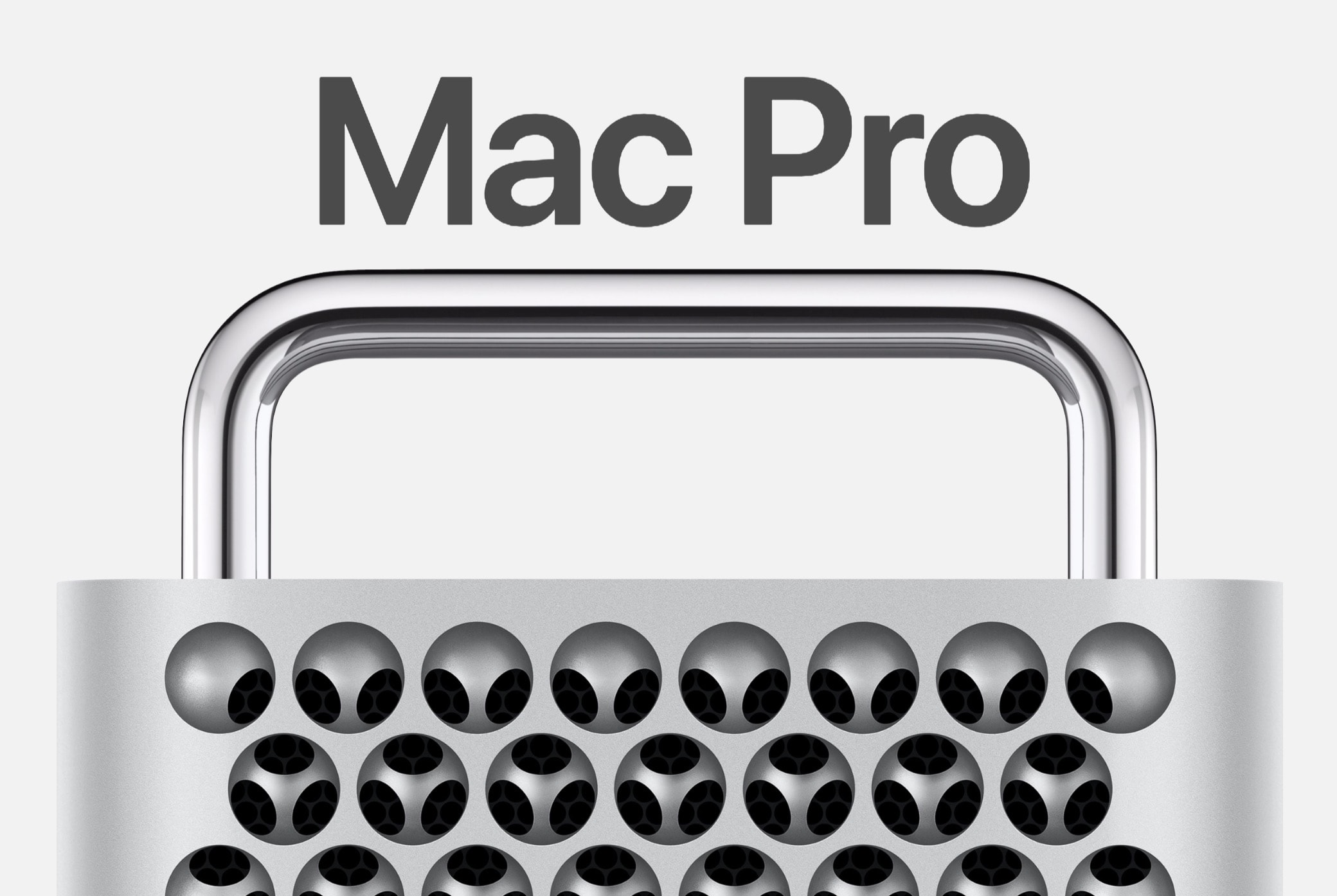 The new Mac Pro design has the fiddle factor.