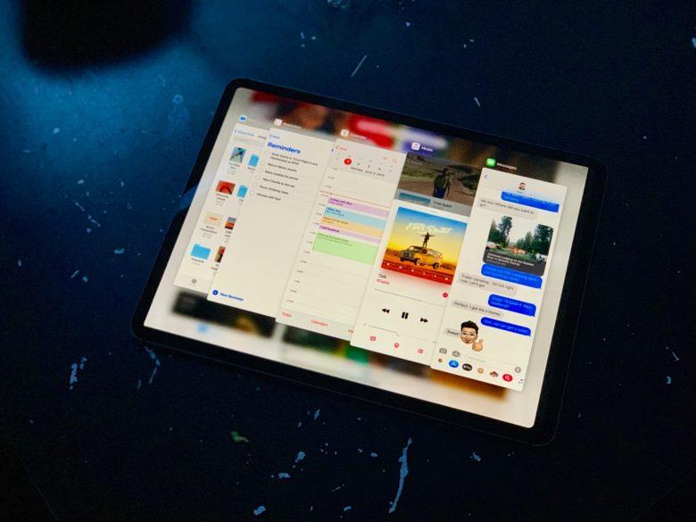 The new iPadOS.