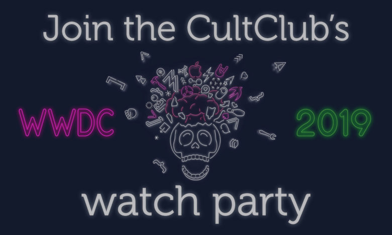 WWDC 2019 watch party