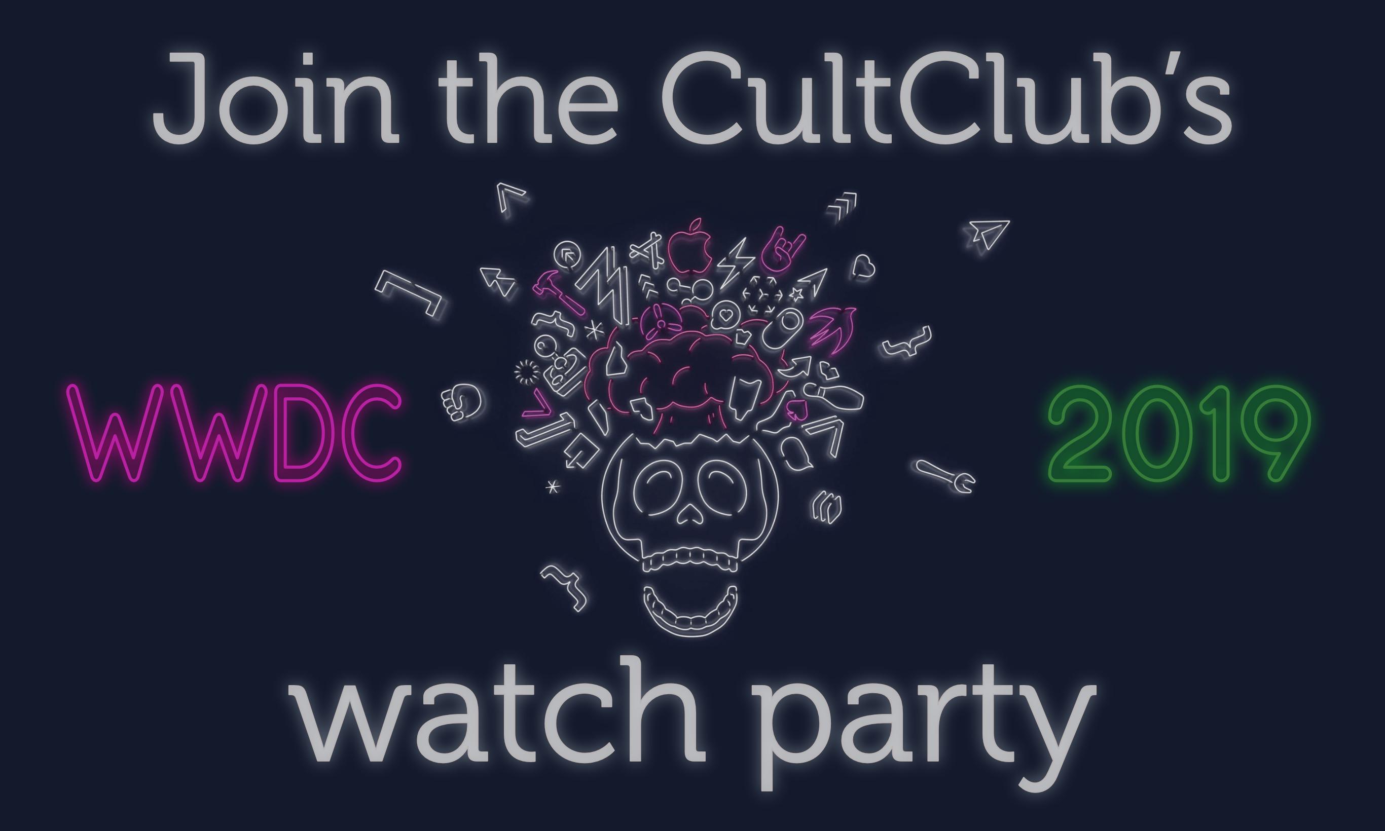 WWDC 2019 watch party