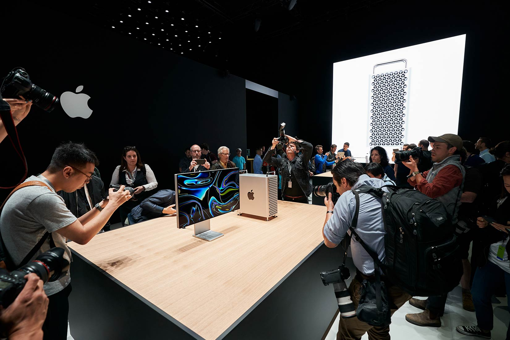 photographers and new Mac Pro