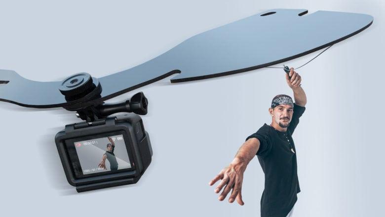 bullet time selfie video gadget