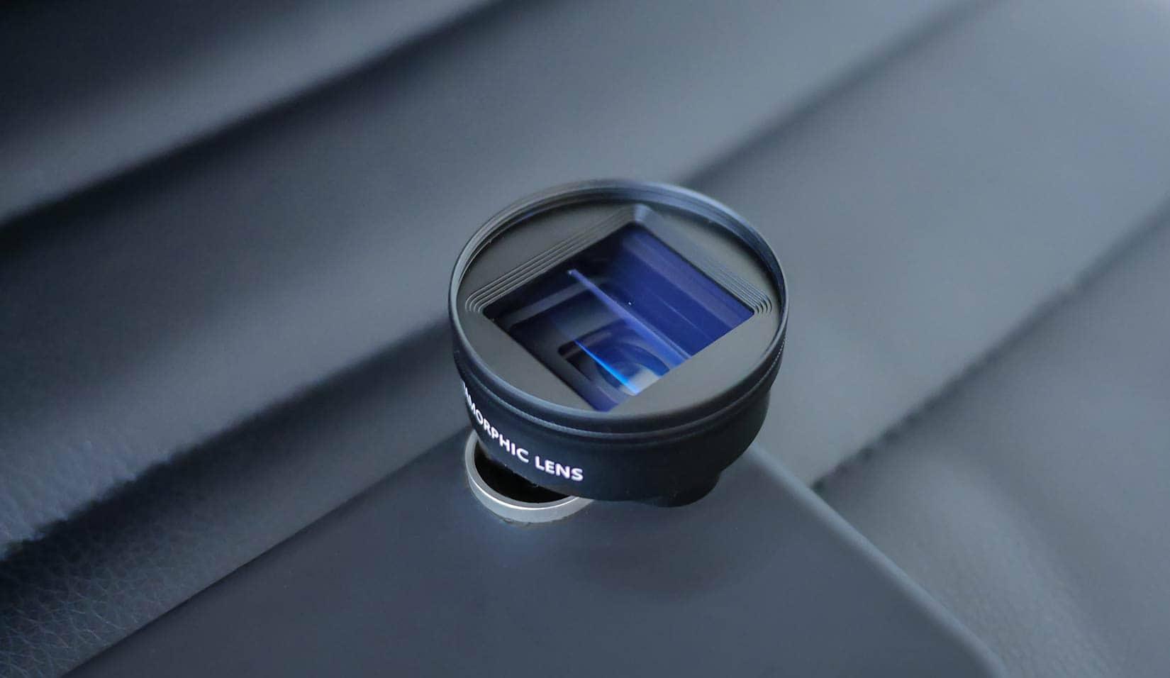 Sandmarc's new anamorphic lens