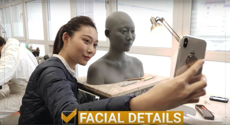 DxOMark uses mannequin to test selfie cameras