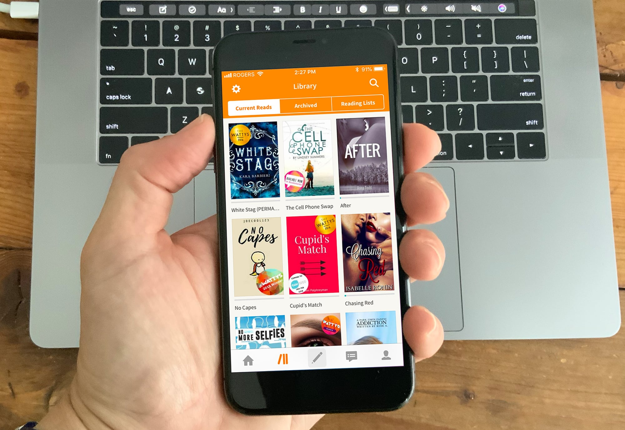 Wattpad: The social reading and writing app that's transforming the entertainment industry
