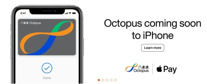 Octopus-Apple-Pay