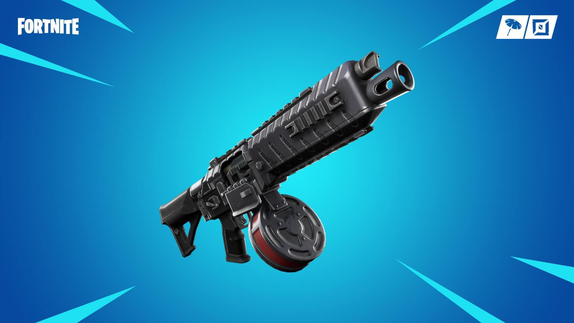 Fortnite-drum-shotgun
