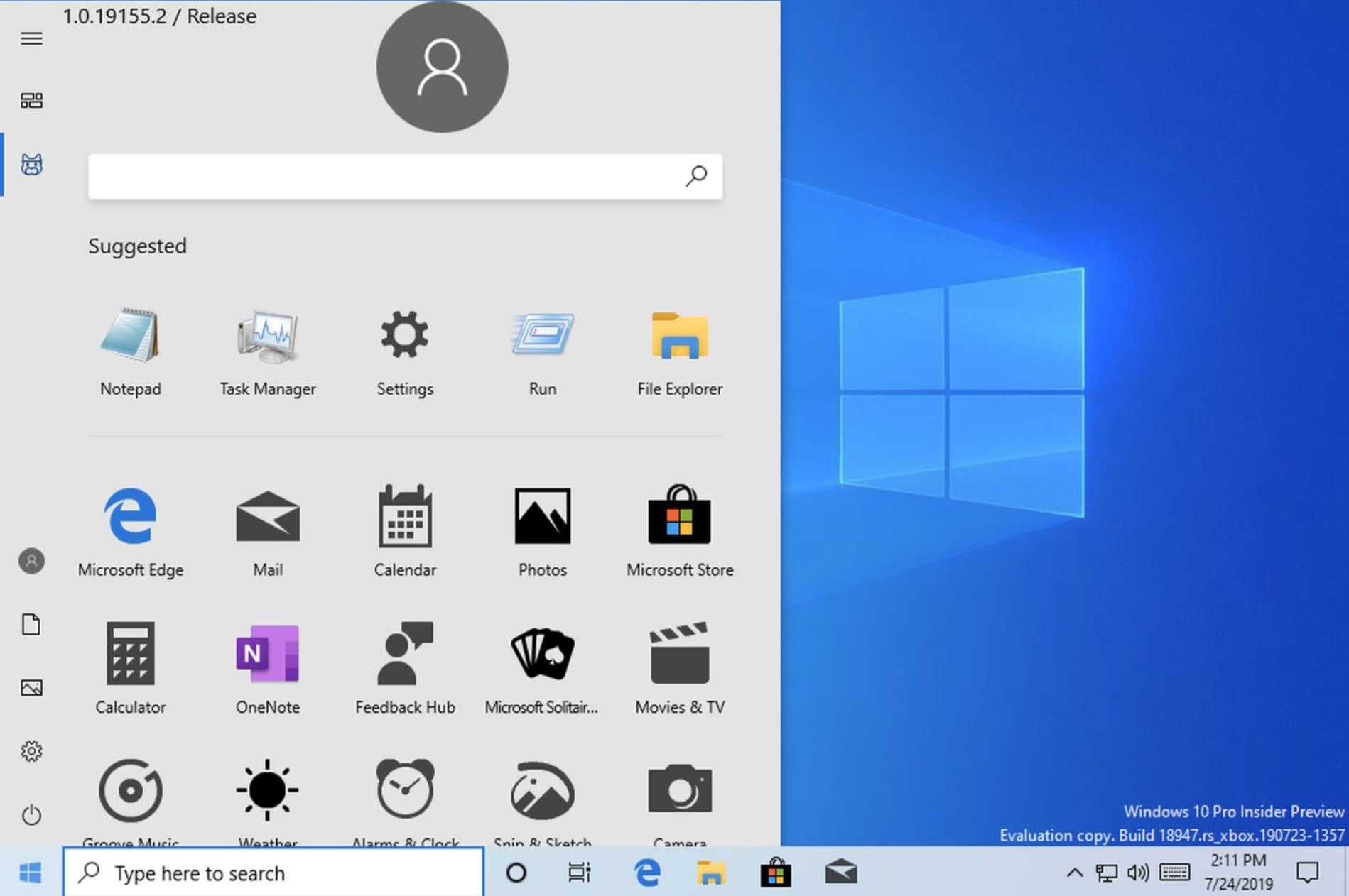 Windows-10-Launchpad