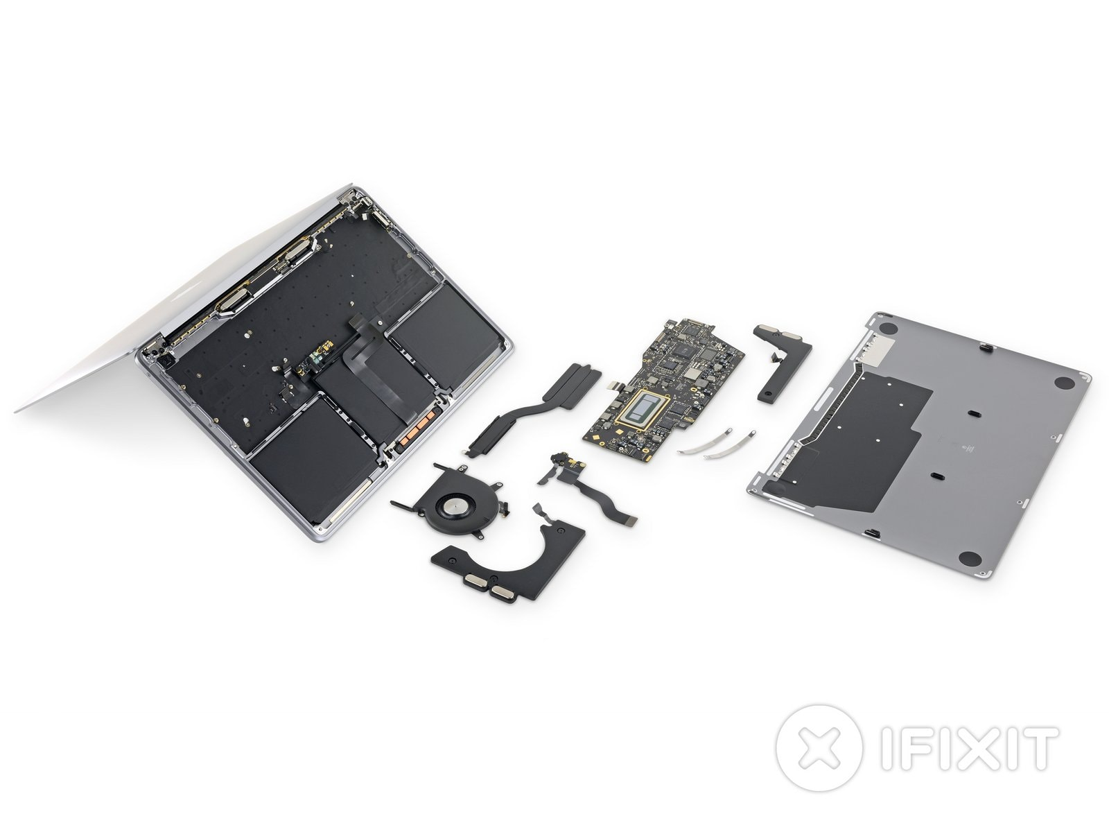 2019-MacBook-Pro-13-teardown