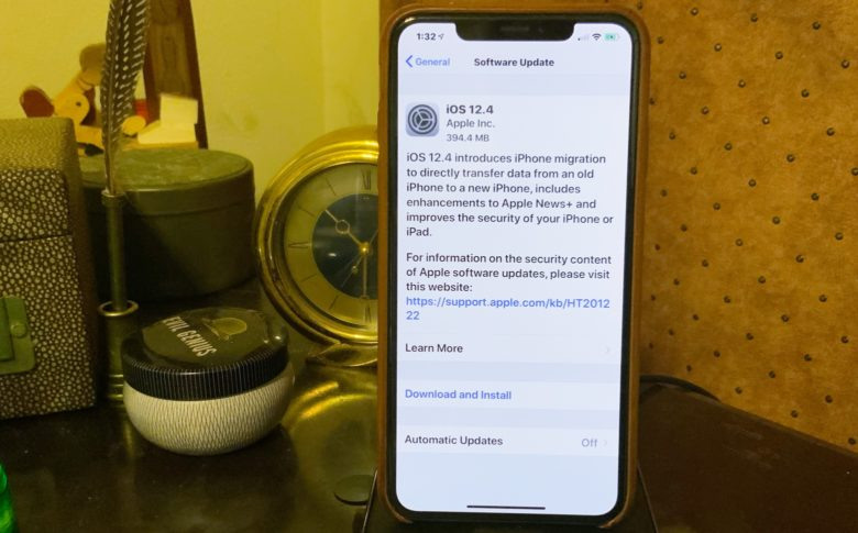 Why you need to install iOS 12 4 right now | Cult of Mac