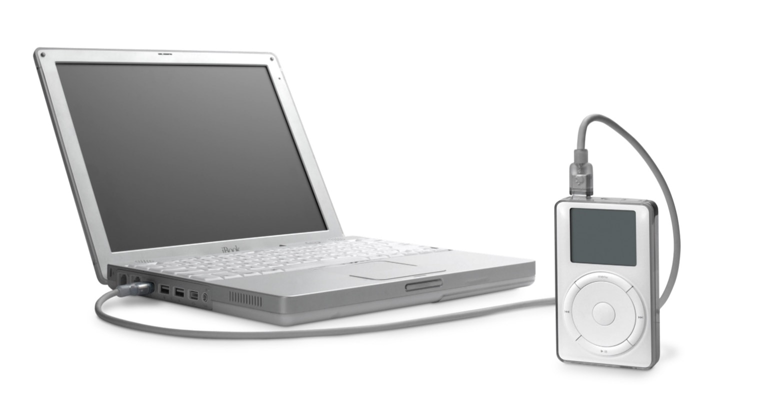 iBook and iPod