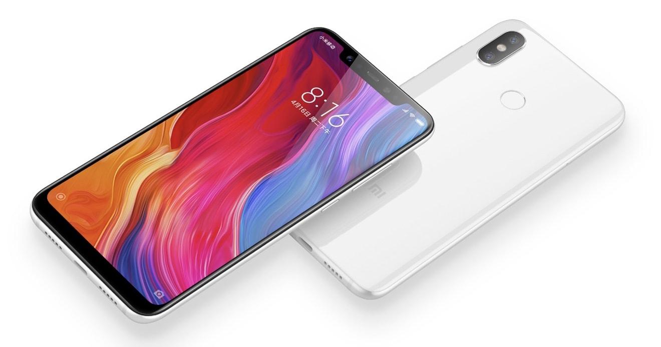 Xioami-iPhone-X-clone