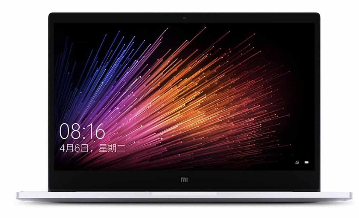 Xioami-MacBook-clone