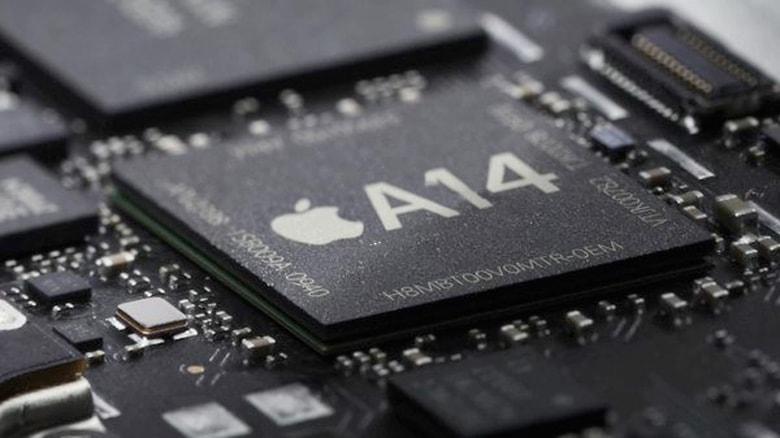 Procesador Apple A14