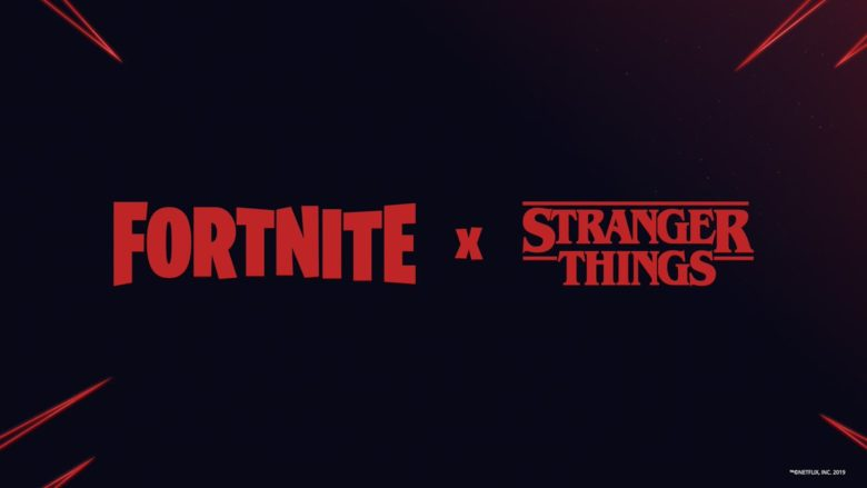 Stranger Things x Fortnite crossover skins leak out early