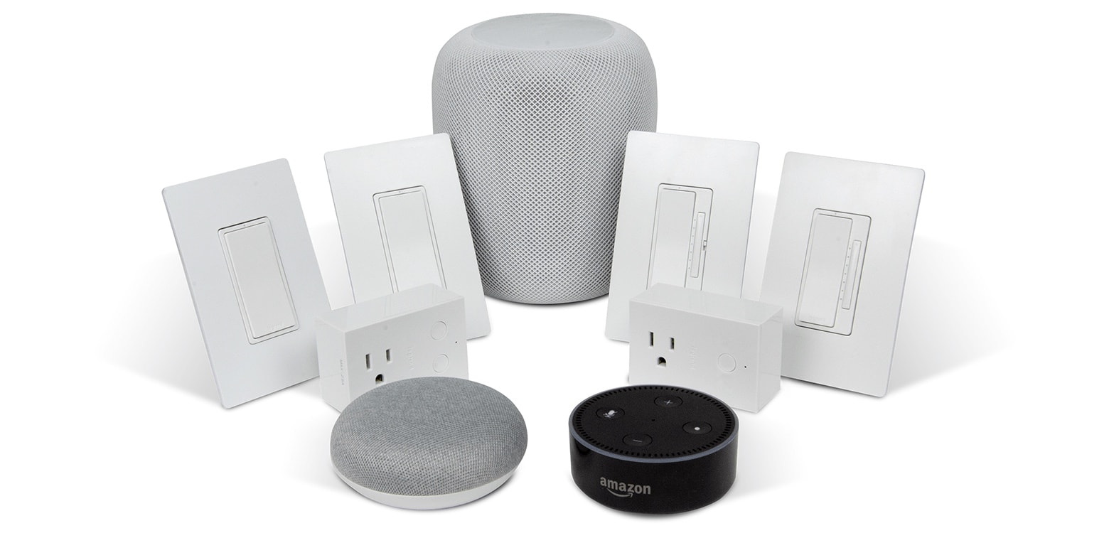 Legrand Home Smart Lighting for Apple HomeKit