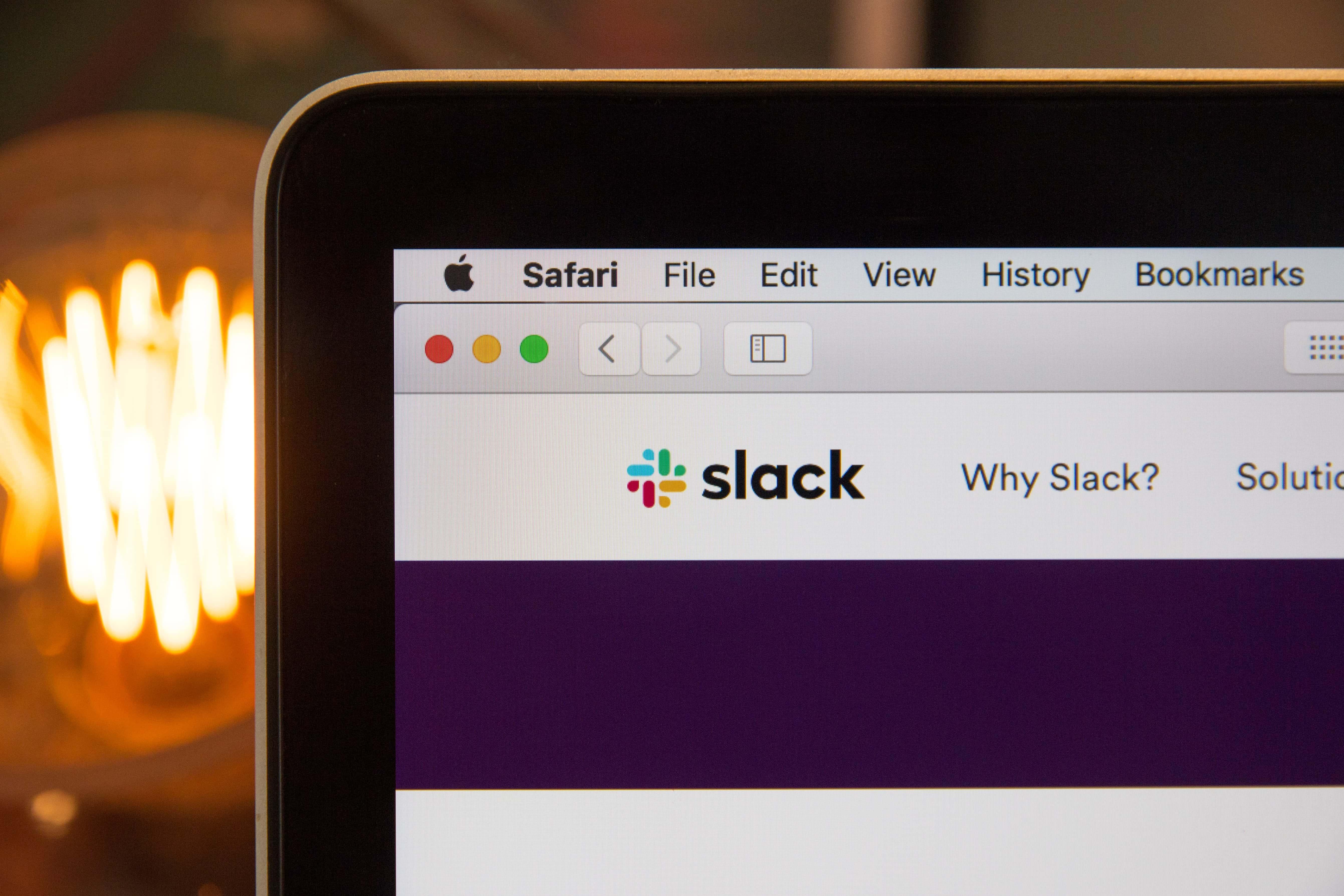 Slack-Mac