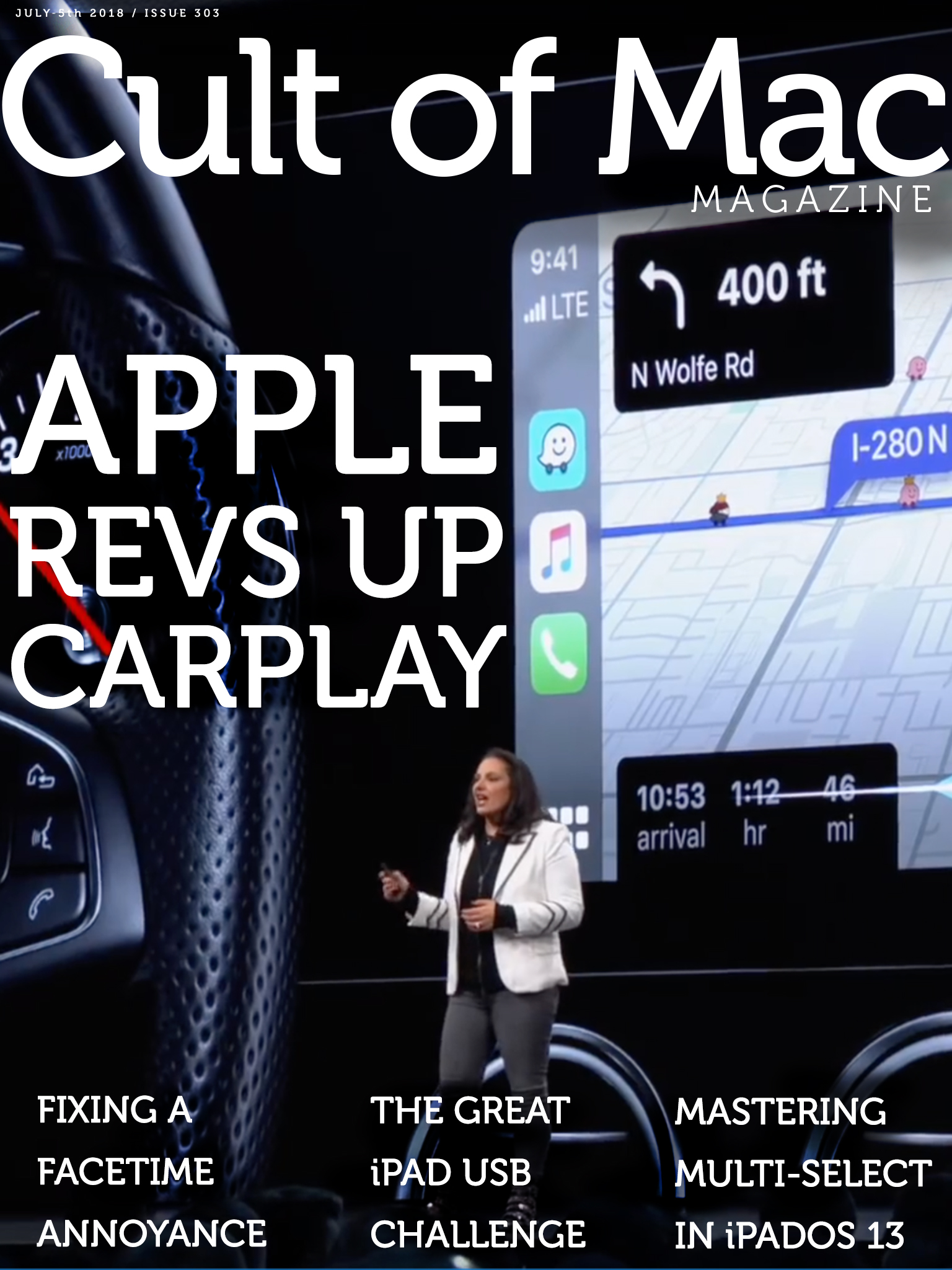 Apple revs up CarPlay - Cult of Mac Magazine