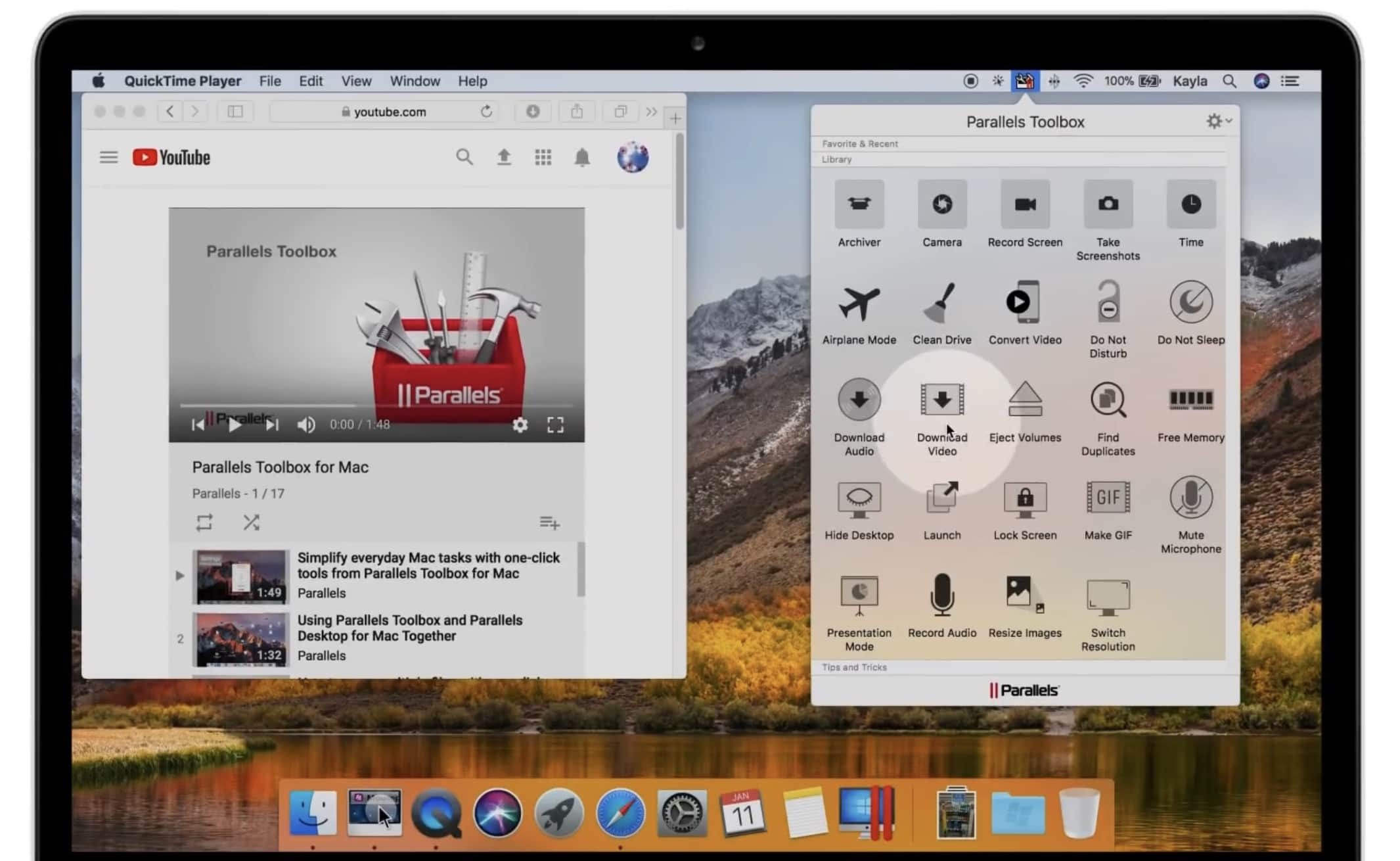 Parallels-Toolbox