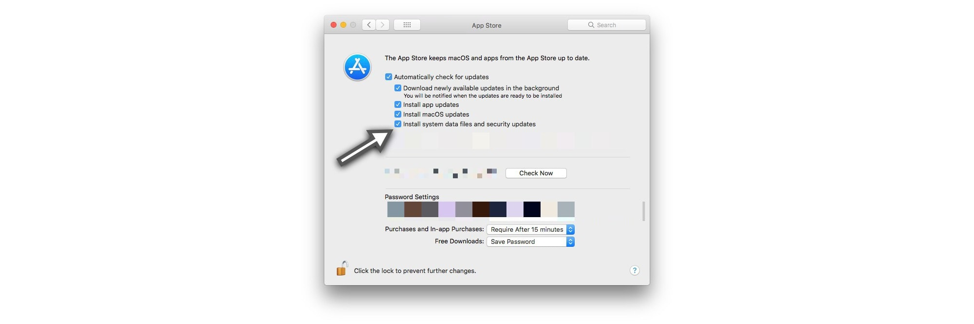 Stop Apple silent updates on Mac from automatically installing