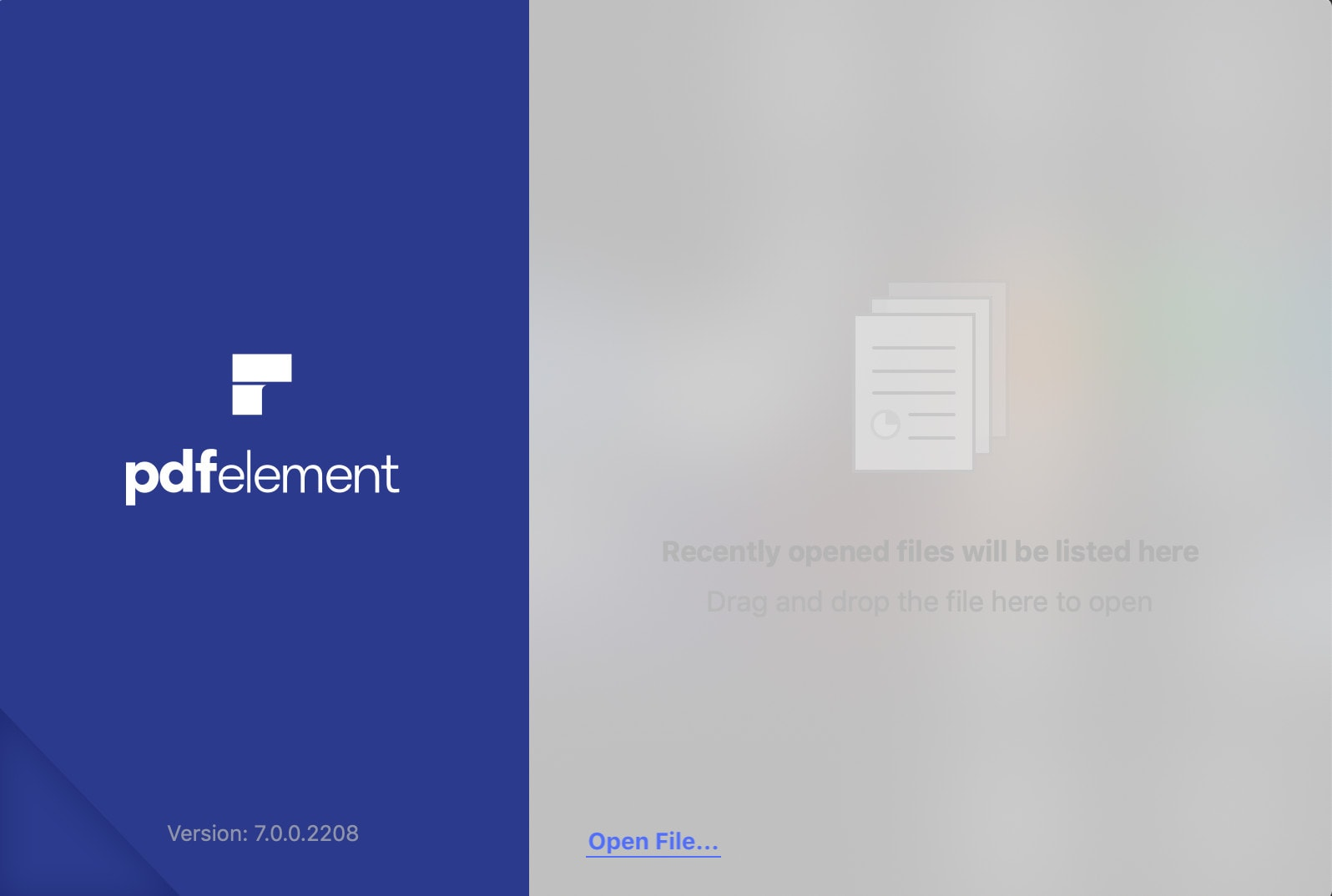 PDFelement makes it easy to work with PDFs.