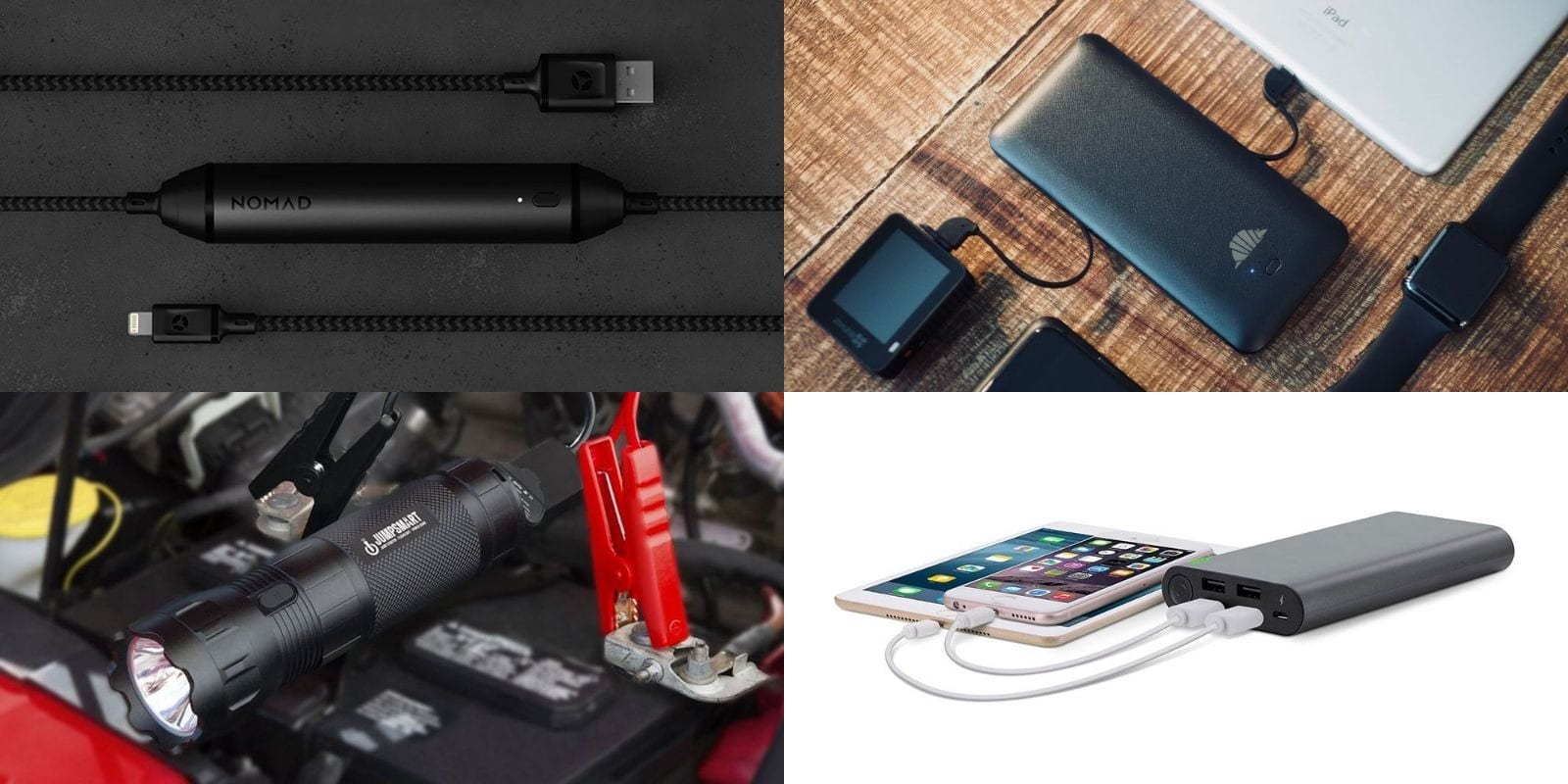 Power Bank Roundup