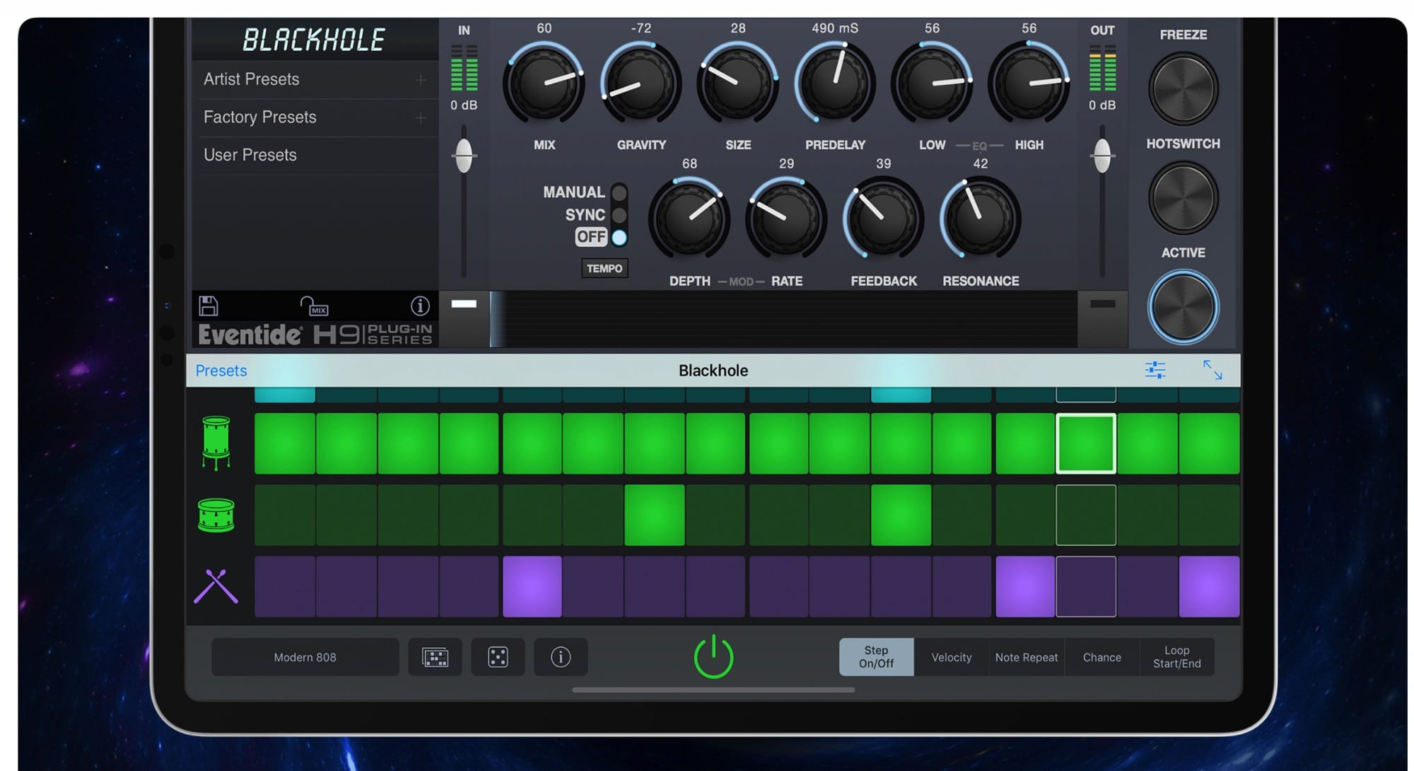 Eventide Brings Iconic Music Effects to iOS