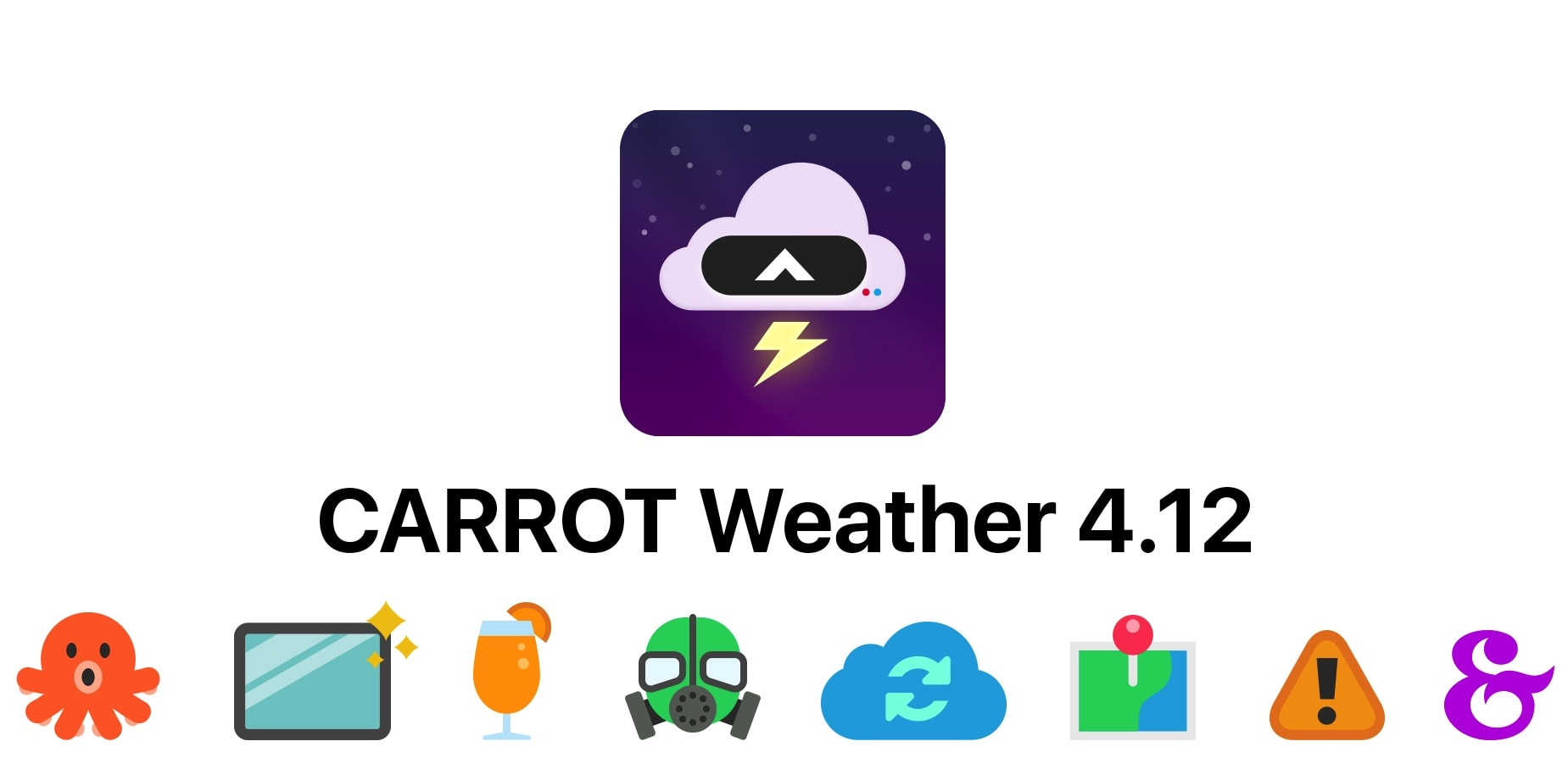 Carrot Weather 1