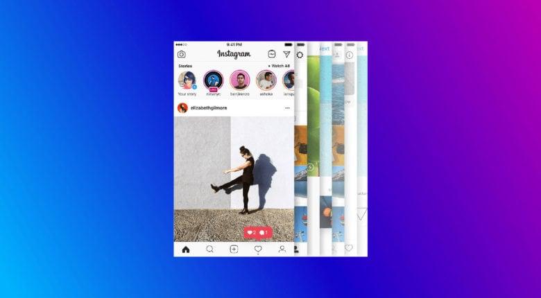 Instagram screenshot showing likes