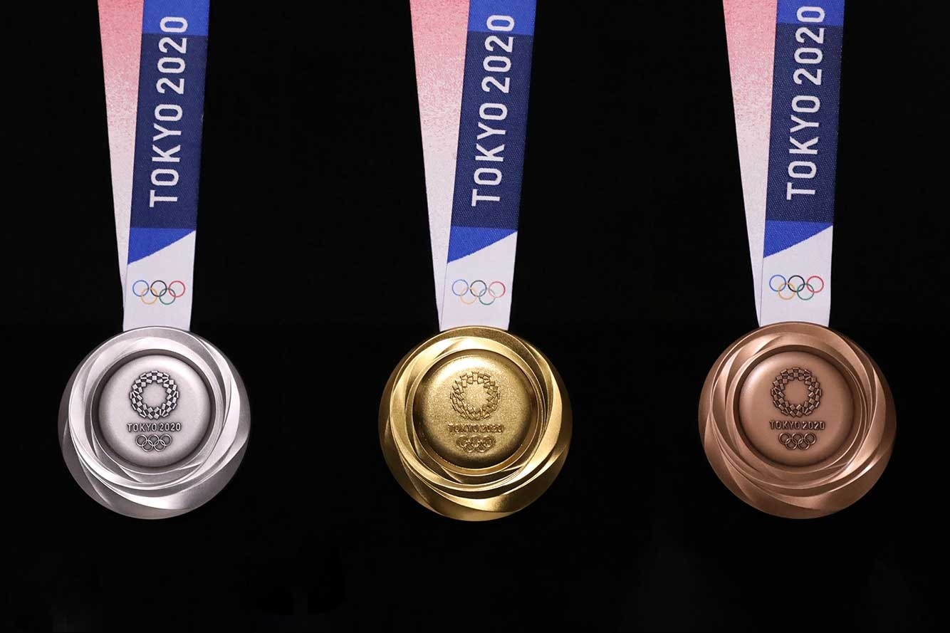 Olympicmedals