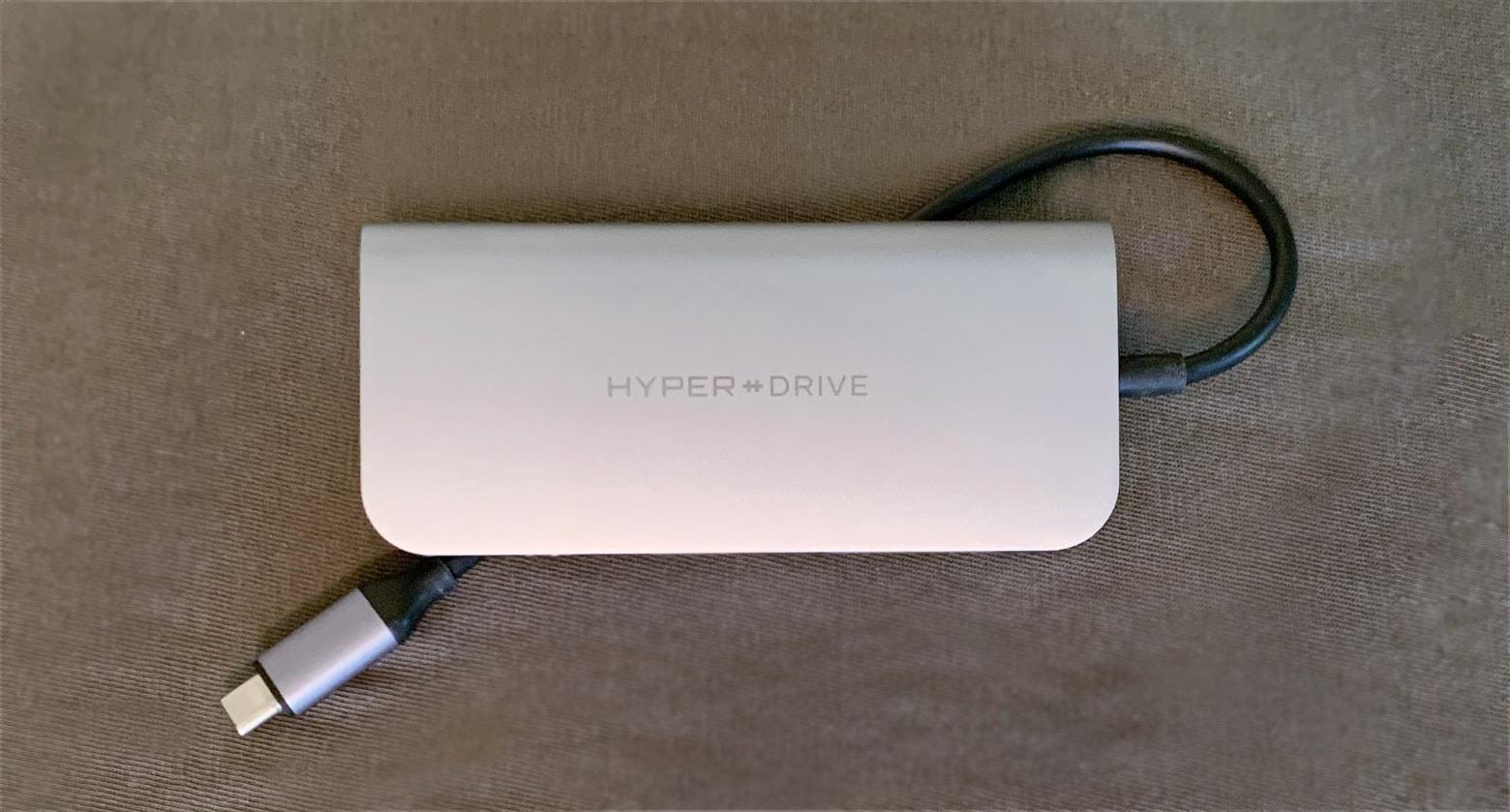 Sanho HyperDrive Power 9-in-1 USB-C Hub