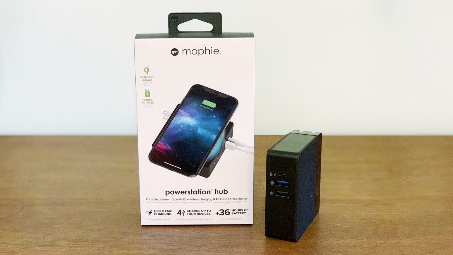 Mophie Powerstation Hub review