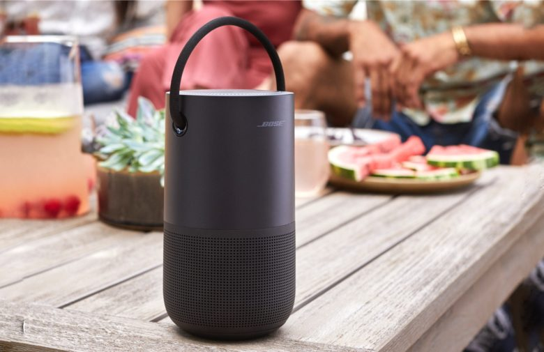 New Bose portable speaker plays smarter with AirPlay 2