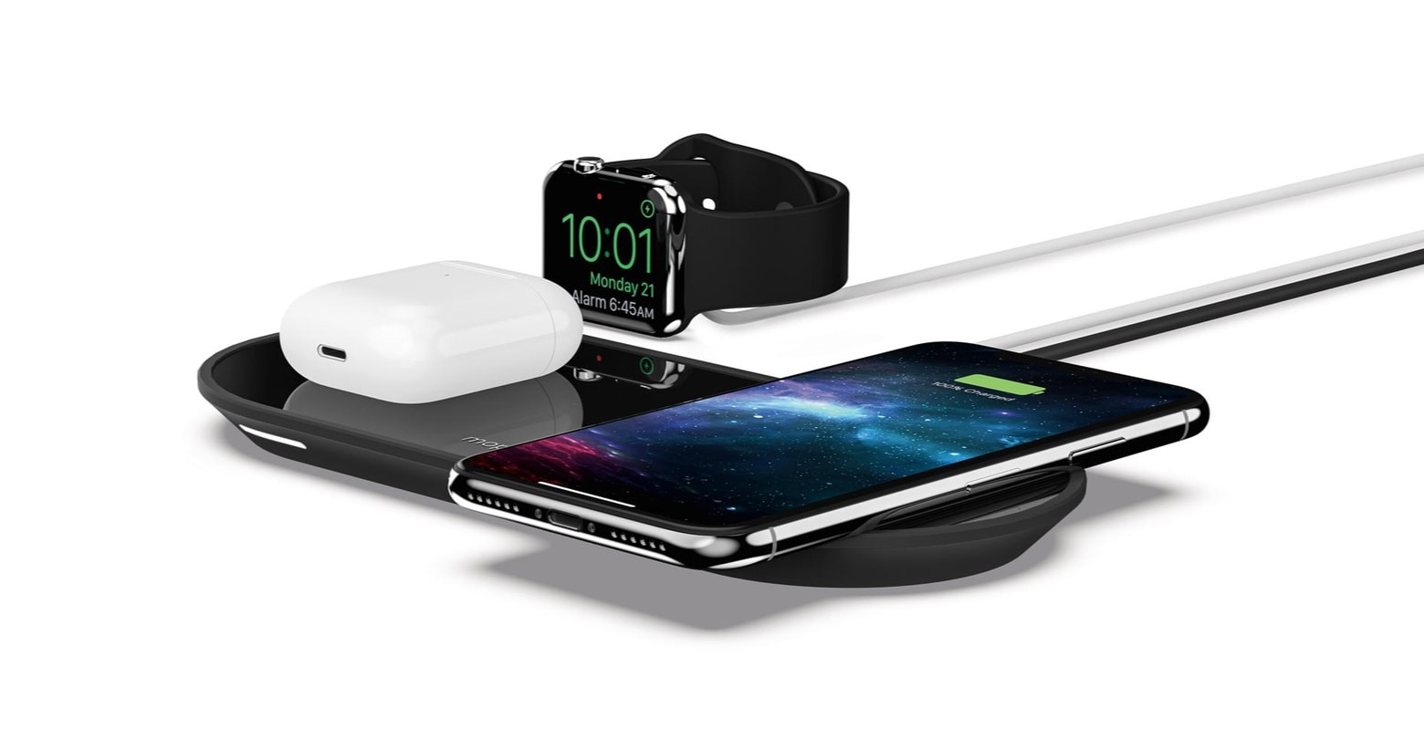 Mophie Wireless Charging Dual Pad