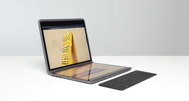 Microsoft công bố sự kiện ngày 2 tháng 10, có thể ra mắt máy tính bảng hai màn hình gập bí ẩn - Ảnh 2.