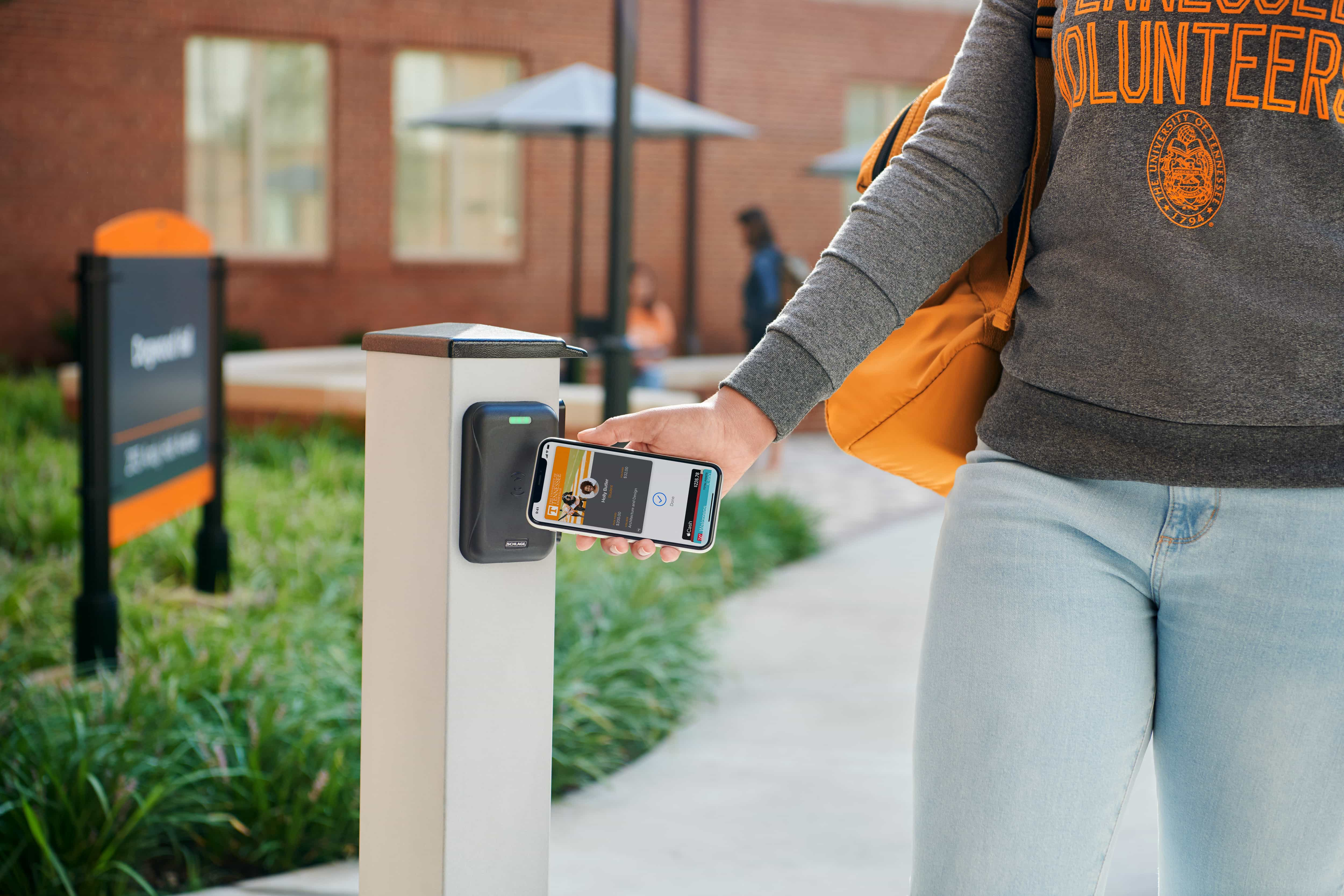 Contactless-student-ID