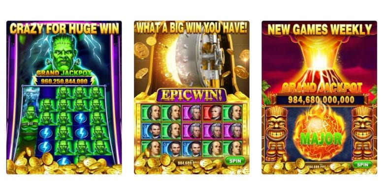 iPhone slots gambling