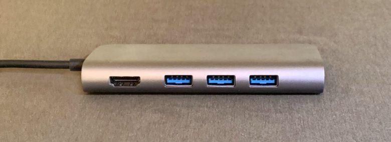 HyperDrive Power multi-port hub