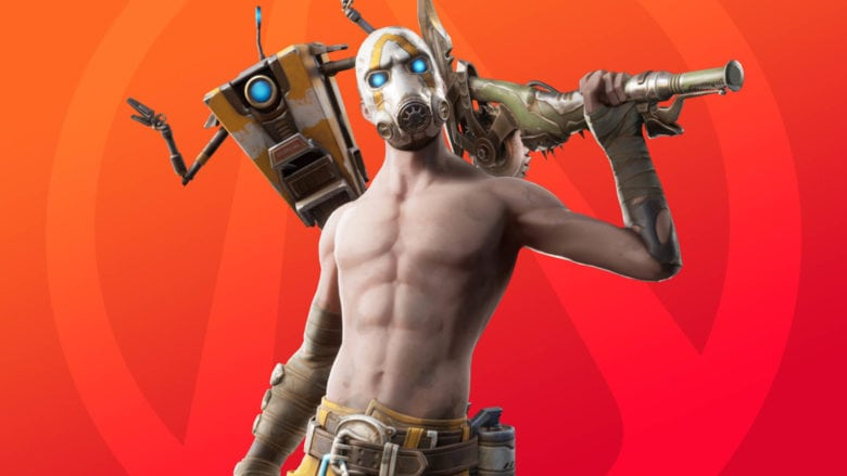 Fortnite-X-Borderlands