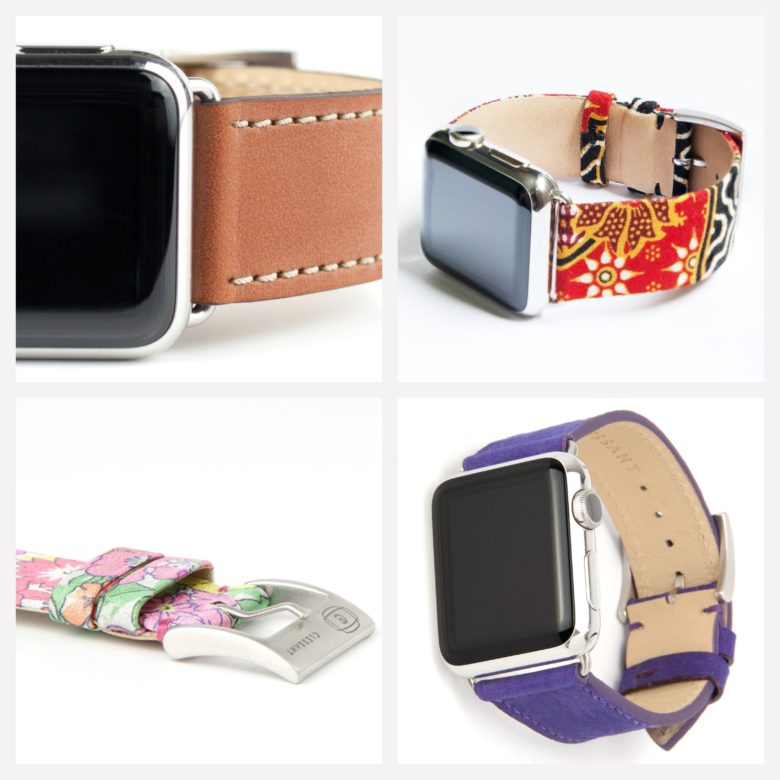 Buy one of these great Clessant Apple Watch bands, get a second at half off!