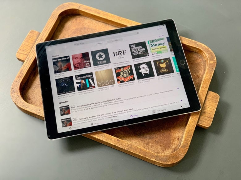 The iPad could have looked a whole lot more like a dinner tray