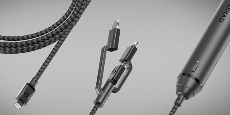 Nomad Ultra Rugged Lightning Cable: This high-end Lightning cable is tough, fast and built to avoid annoying tangles