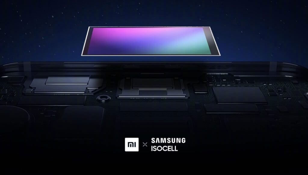 Samsung and Xiaomi team up for new sensor