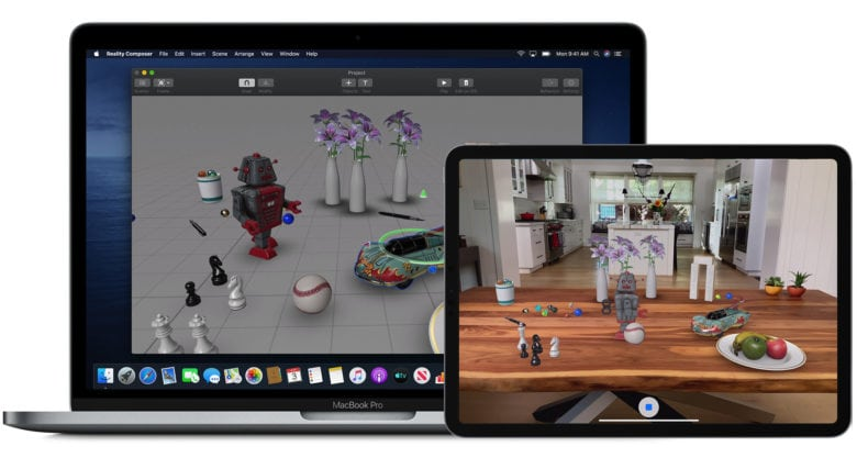 Apple augmented reality initiative: RealityKit makes it easier for everyone to make AR apps