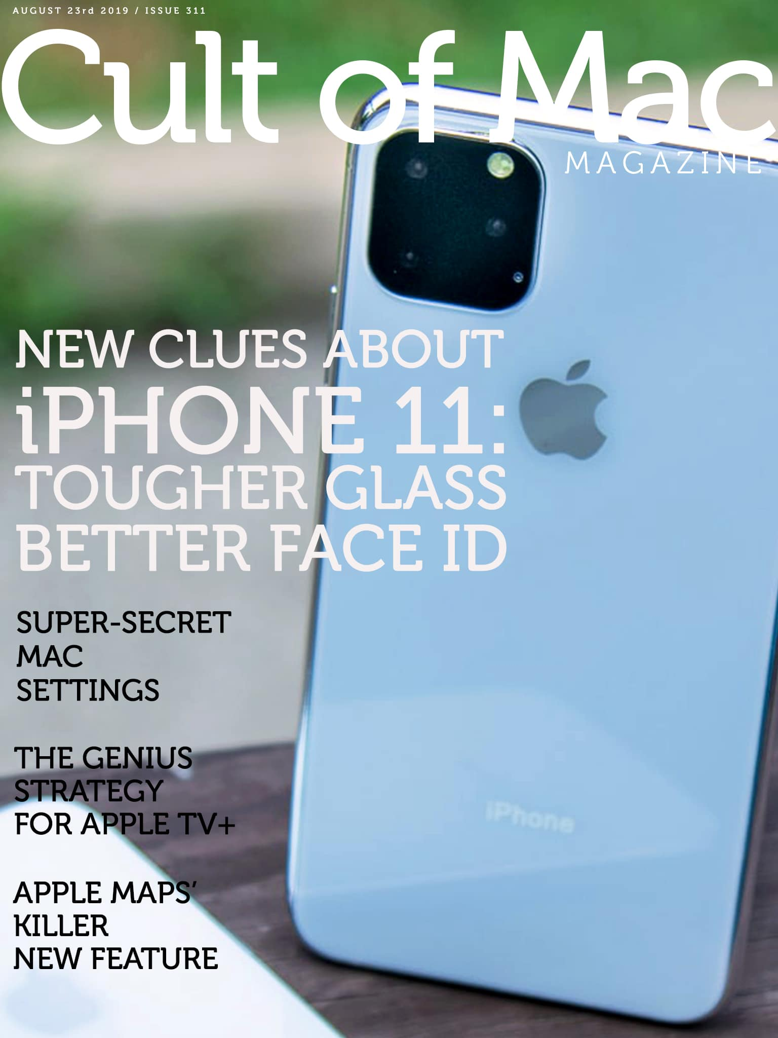 Get the week's best Apple product leaks and rumors in this week's issue of Cult of Mac Magazine.