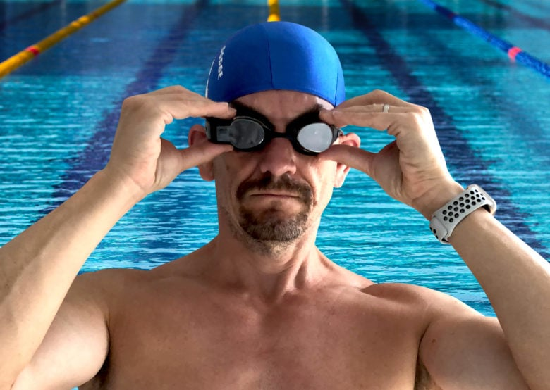 Will AR swim goggles replace Apple Watch in the pool?