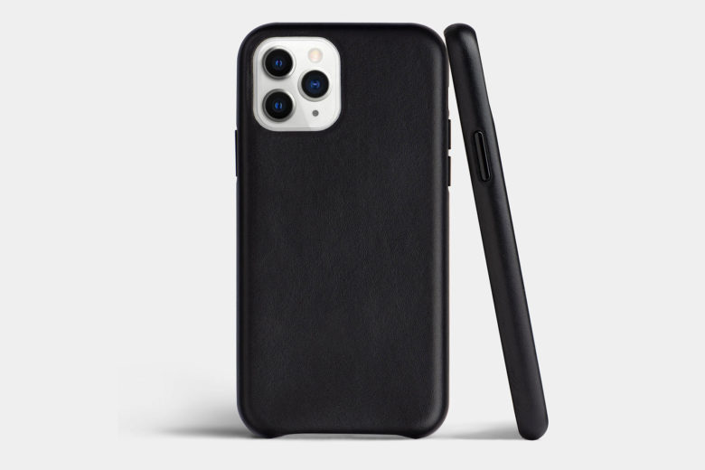 Totallee leather iPhone Pro case