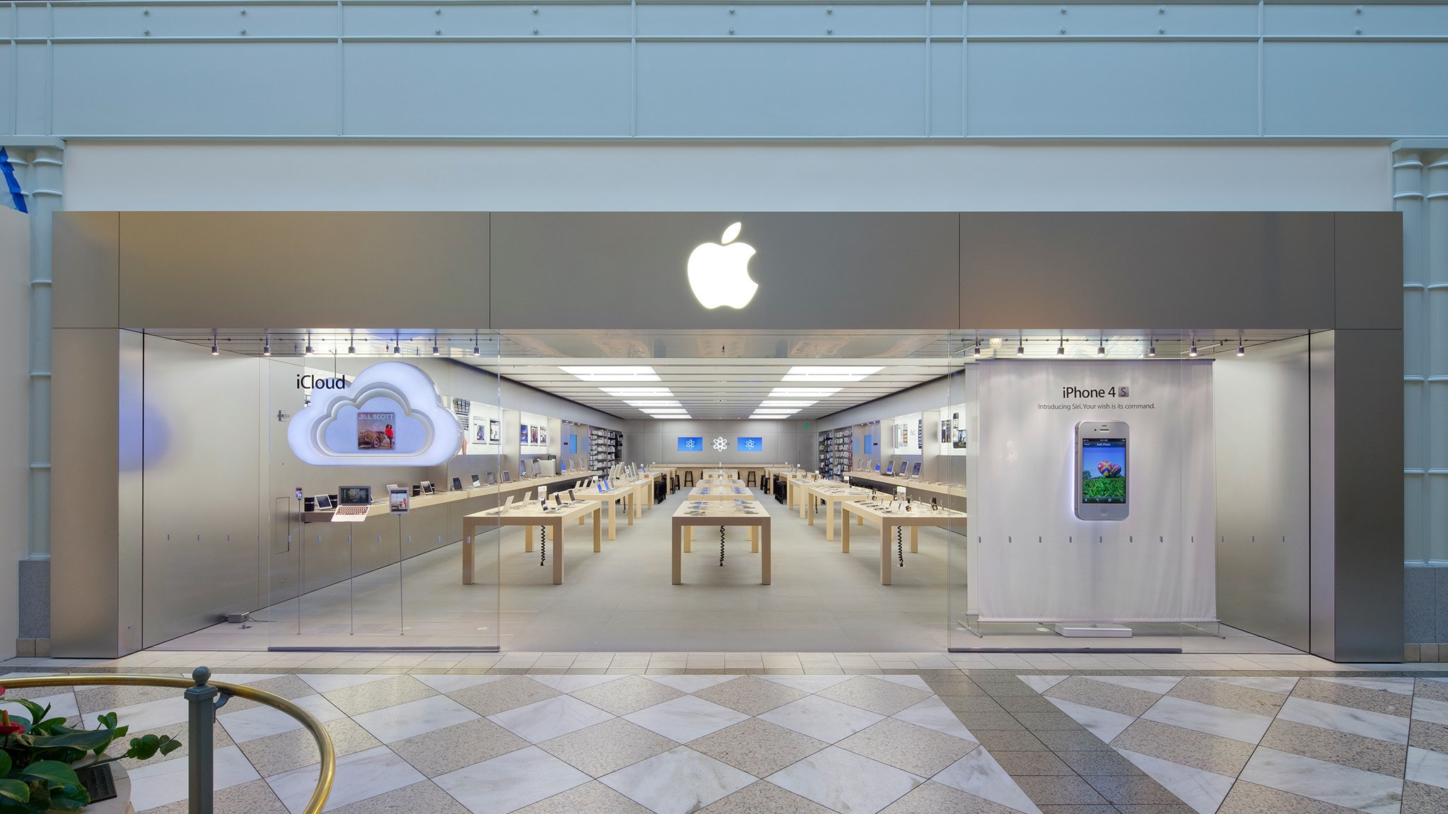 Apple Store San Mateo