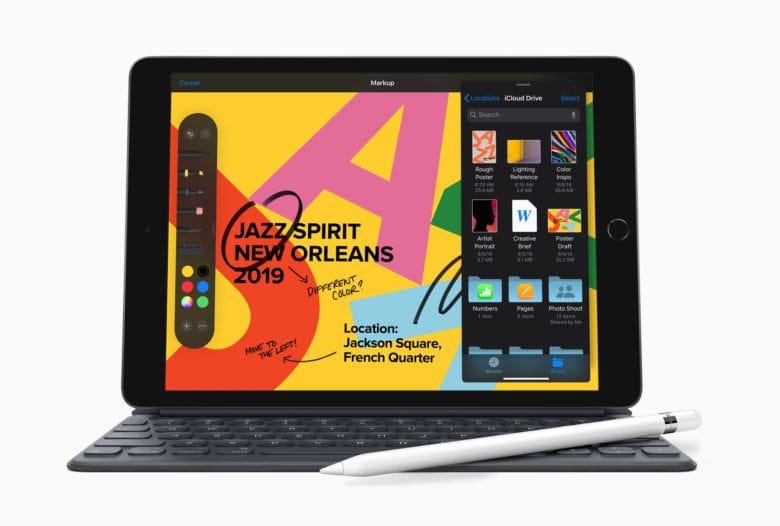 2019 iPad