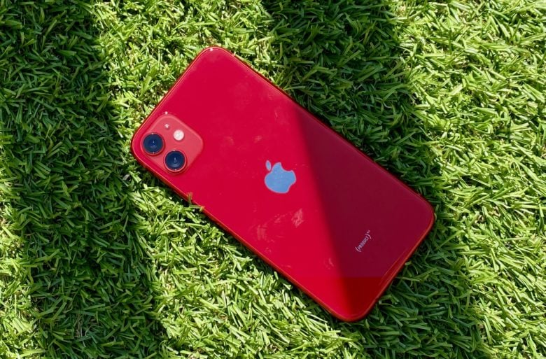 iPhone-11-red